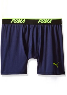 PUMA Men's 1 Pack Boxer Brief