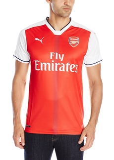 PUMA Men's Arsenal FC Home Replica Shirt