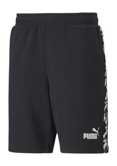 Puma Men's Amplified Logo Shorts