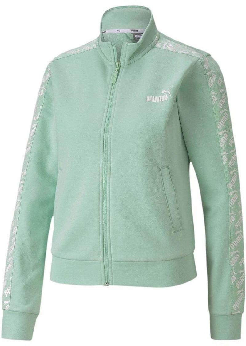 PUMA Women's Amplified Track Jacket  L