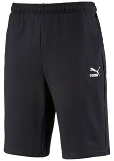 Puma Men's Archive French Terry Bermuda Sweat Shorts