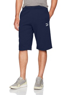 PUMA Men's Archive Logo Bermuda Shorts  L