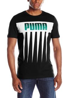 PUMA Men's Archive Running Tee