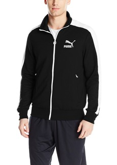 PUMA Men's Archive T7 Track Jacket Black S