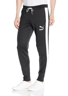 PUMA Men's Archive T7 Track Pants Black S