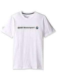 PUMA Men's Bmw Motorsport Logo Tee
