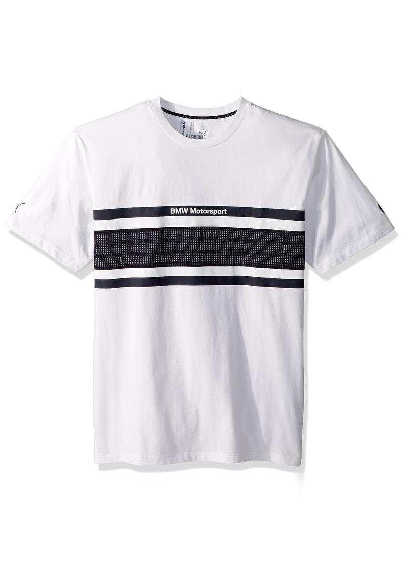 039f07ebe188 Puma PUMA Men s BMW Motorsport Oversize T-Shirt White M