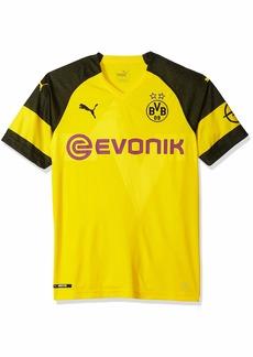 PUMA Men's BVB Home Shirt Replica Evonik Logo  XXL
