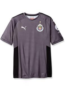 PUMA Men's Chivas Gk Home Shirt Replica 17-18  S