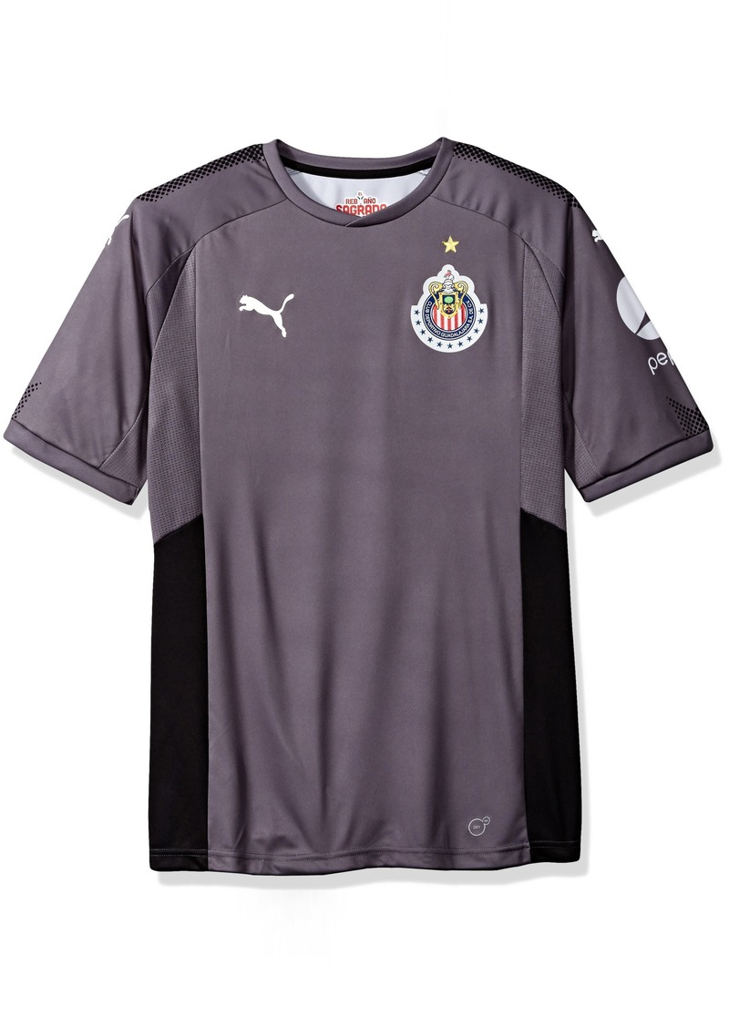 4e039d3f01779 Men's Chivas Gk Home Shirt Replica 17-18 S