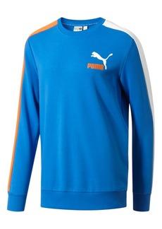 Puma Men's Classics Logo T7 Sweatshirt