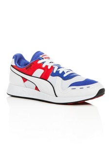 PUMA Men's Color-Block Lace-Up Sneakers