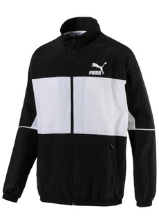 Puma Men's Colorblocked Retro Track Jacket