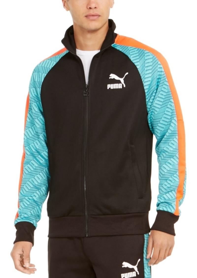 Puma Men's Colorblocked Track Jacket