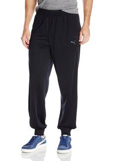 PUMA Men's Contrast Pant Cuffed Bottom