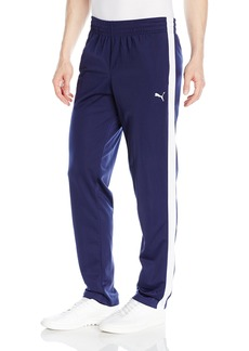 PUMA Men's Contrast Pants Peacoat White L