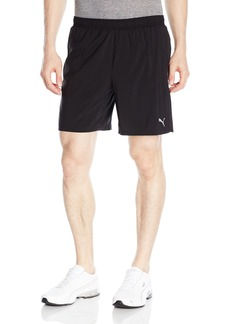 "PUMA Men's Core-Run 7"" Shorts Black"