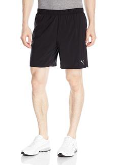 """PUMA Men's Core-Run 7"""" Shorts Black XX-Large"""