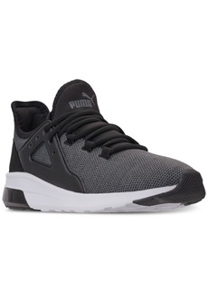 Puma Men's Electron Street Knit Casual Sneakers from Finish Line