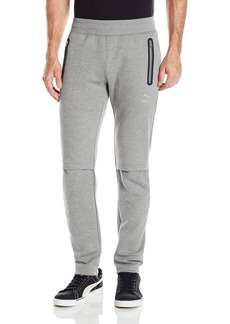 PUMA Men's Evo Lv Sweat Pants  Gray Heather