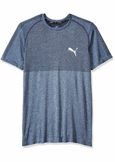 PUMA Men's Evoknit Better T-Shirt  L