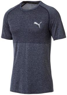 Puma Men's evoKNIT Colorblocked T-Shirt
