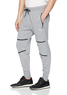 PUMA Men's Evoknit Energy Trackster Jogger Pants  XL