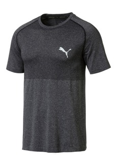 Puma Men's evoKNIT Jacquard T-Shirt