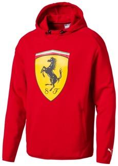 Puma Men's Ferrari Big Shield French Terry Hoodie