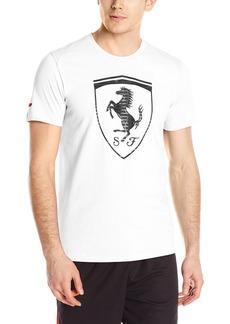 PUMA Men's Ferrari Big Shield Tee