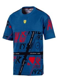 Puma Men's Ferrari Printed T-Shirt