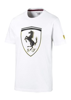 Puma Men's Ferrari Shield T-Shirt