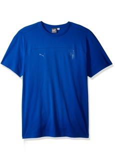 PUMA Men's FIGC Italia Azzurri Tee  XL