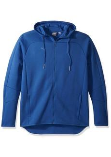 PUMA Men's FIGC Italia Azzurri Zip-Thru Hoodie  XL