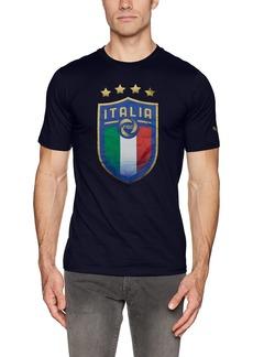 PUMA Men's FIGC Italia Badge TEE  M