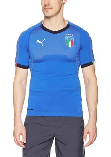 PUMA Men's FIGC Italia Home Shirt Authentic Evoknit with Packaging  M