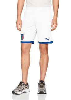 PUMA Men's FIGC Italia Shorts Replica White XL