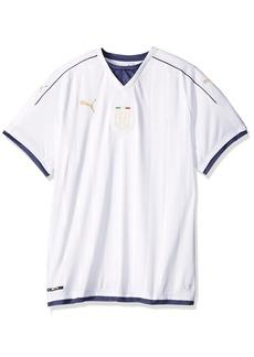 PUMA Men's FIGC Italia Tribute Away Shirt Replica