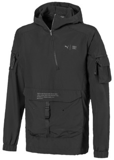 Puma Men's First Mile Half-Zip Utility Jacket