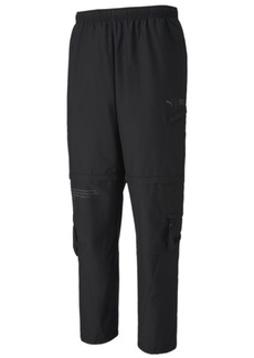 Puma Men's First Mile Water-Repellent 2-In-1 Pants