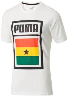 Puma Men's Forever Football Ghana T-Shirt