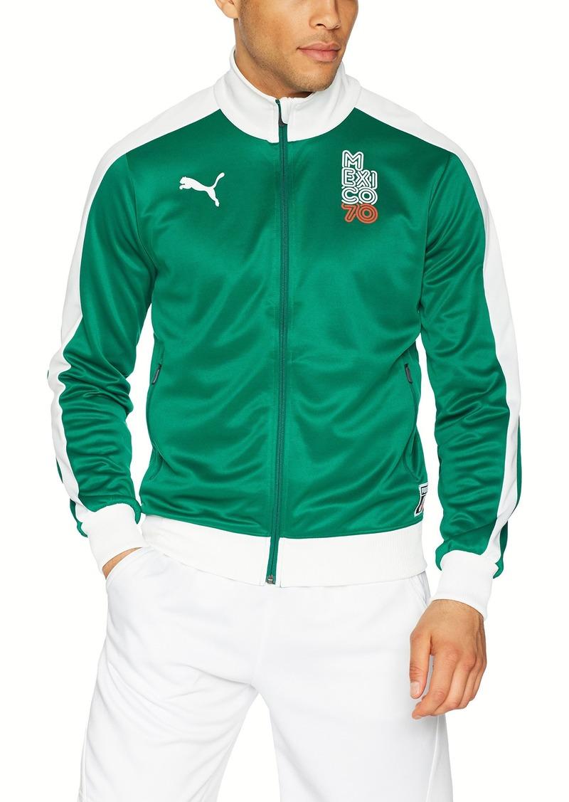 08835d8187dba Men's Forever Football(Soccer) T7 Track Jacket M