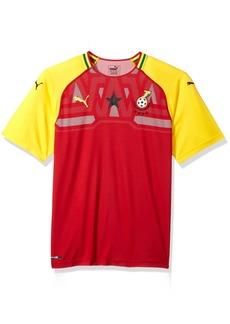 PUMA Men's Gfa Ghana Shirt Replica  L