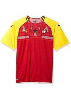 PUMA Men's Gfa Ghana Shirt Replica  M