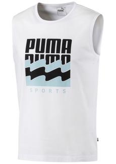 Puma Men's Graphic Tank Top