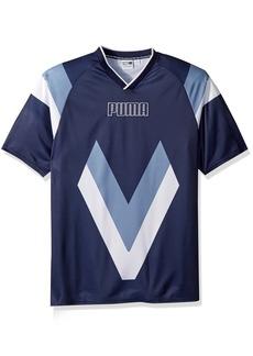 PUMA Men's Heritage Football T-Shirt  XXL