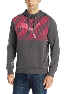 PUMA Men's Iconic Hoody Fleece