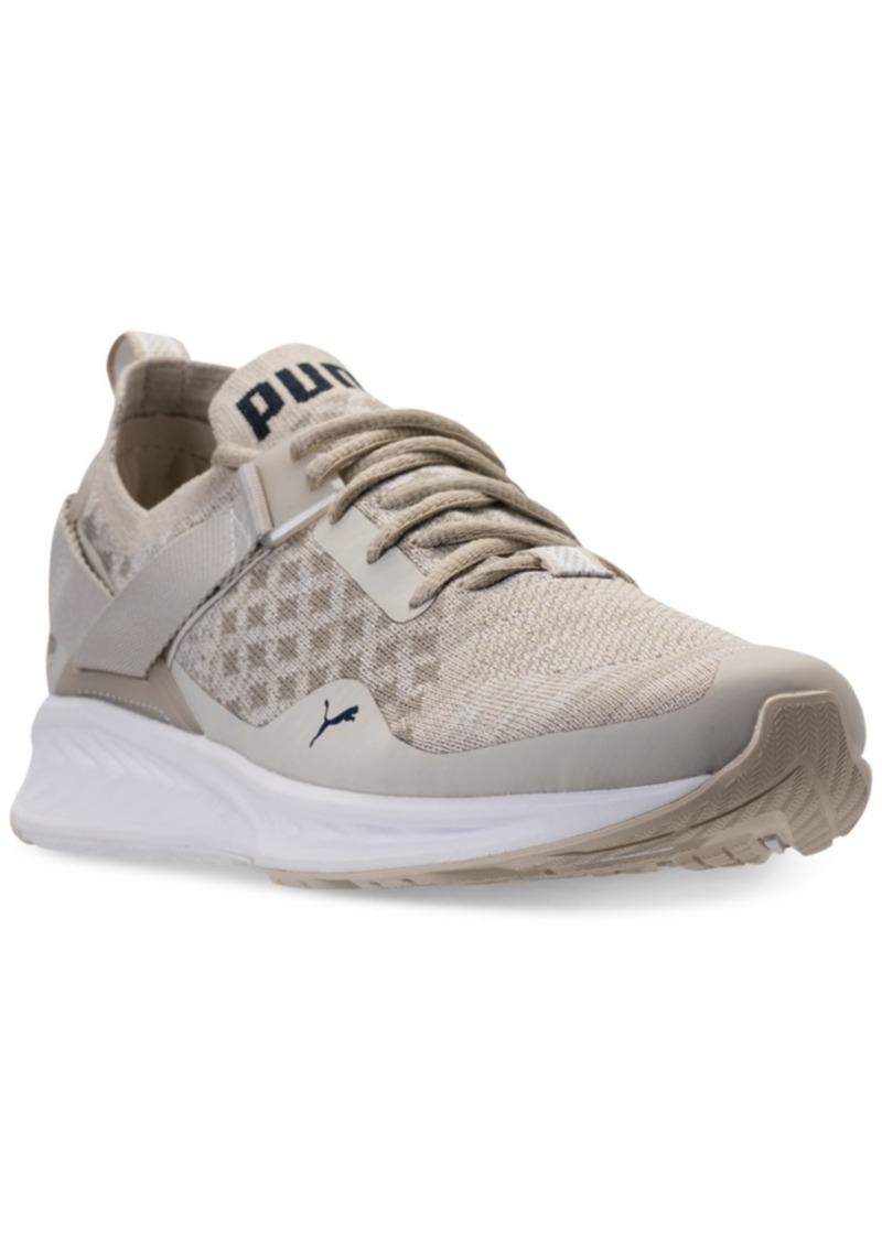 Men s Ignite Evoknit Lo Pavement Casual Sneakers from Finish Line. Puma fb29bb5f2