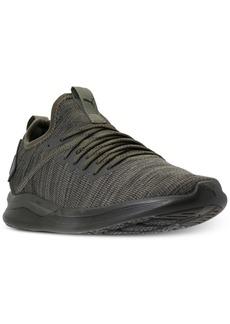 8949f110f69 Puma Men s Ignite Flash Evoknit Casual Sneakers from Finish Line