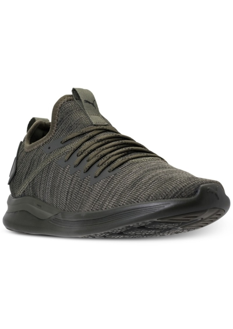 18e620907b16 Puma Puma Men s Ignite Flash Evoknit Casual Sneakers from Finish ...